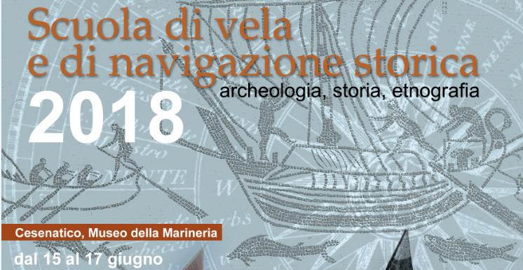 Scuola di vela e navigazione storica 2018